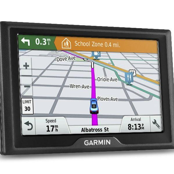 Garmin Drive 51 LMT-S autonavigaattori