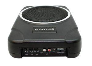 Enhance 8 Active Underseat Subwoofer autoon