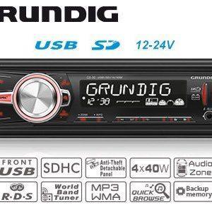 GRUNDIG GX-30 24V Autoradio