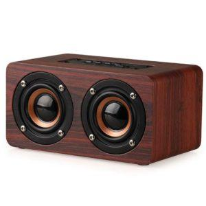 Wooden Bluetooth kaiutin
