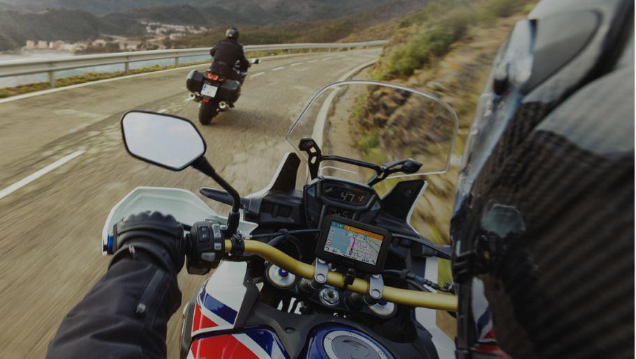moottoripyöränavigaattorit