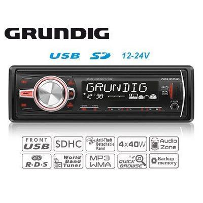Grundig GX30 24V autoradio