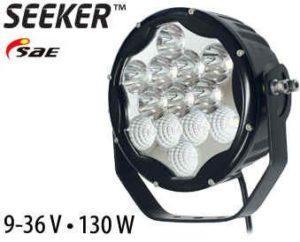 LED-lisävalo SAE Seeker 130W