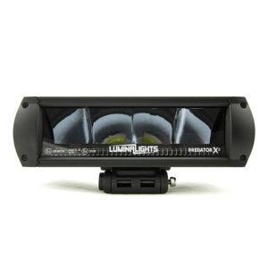 LED-lisävalo 40w LuminaLights Predator X2