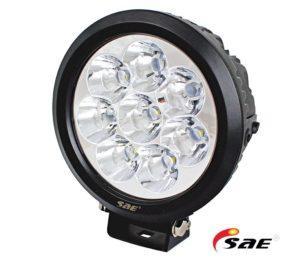 LED-lisävalo SAE 80W, Ref.10