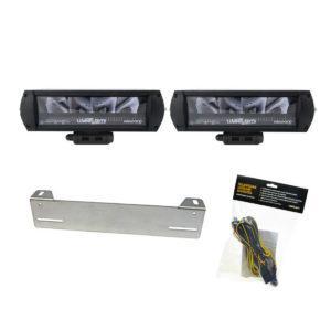 LED-lisävalosetti 40W Predator X2