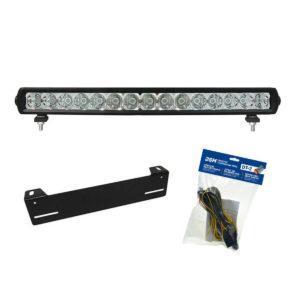 LED-lisävalosetti LuminaLights Ranger+