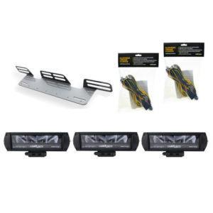 LED-lisävalosetti-3-x-40W-Predator-X2