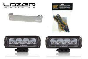 Lisävalopaketti Lazer Triple-R 750 Elite