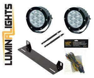Lisävalopaketti LuminaLights X35, Premium