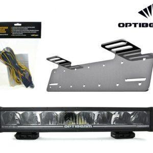 LED-lisävalosetti Optibeam Commander