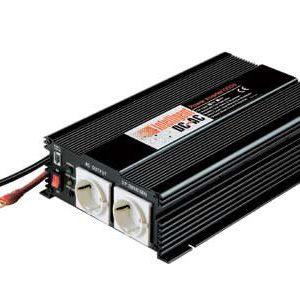 Invertteri 1000W, 12V, Intelligent