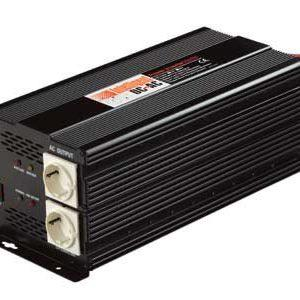 Invertteri 2500W, 12V, Intelligent