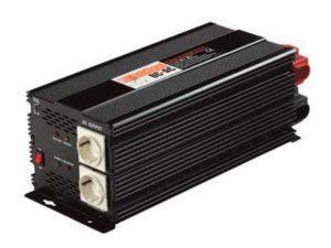 Invertteri 2500W, 24V, Intelligent
