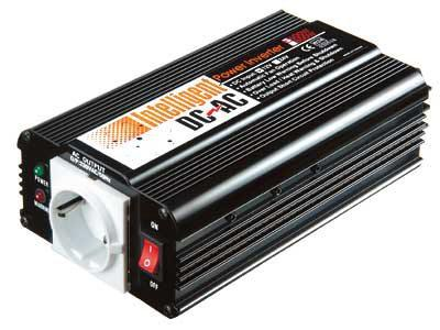 Invertteri 600W, 12V, Intelligent