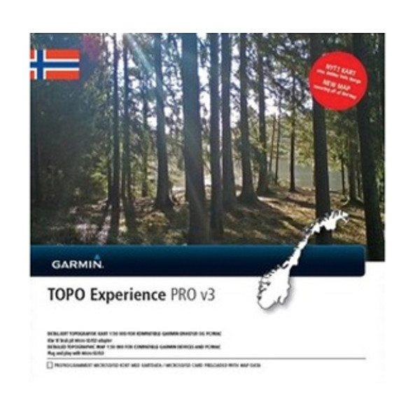TOPO Norway Experience PRO v3