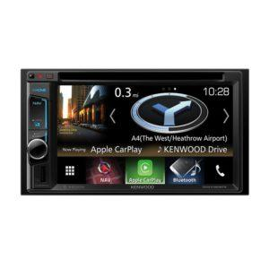 Kenwood DNX4180BTS 2-DIN navisoitin Apple Carplay