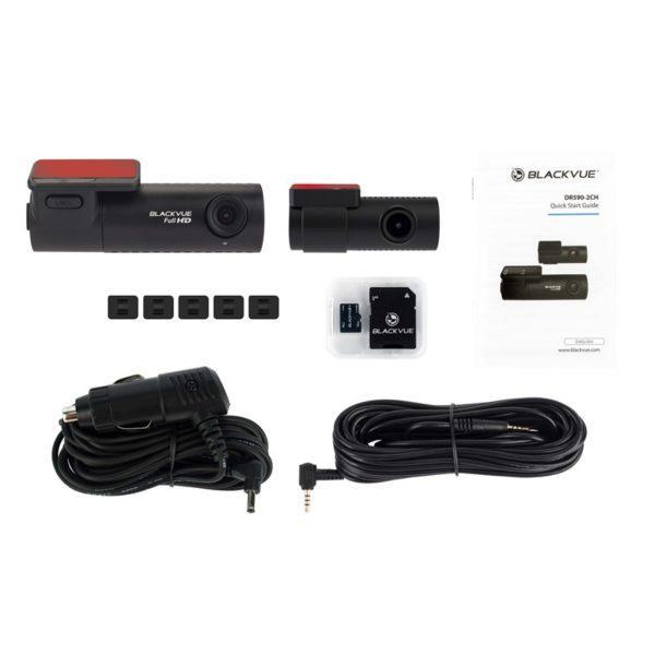 BlackVue DR590 2CH autokamera
