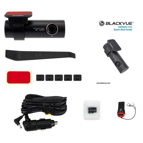 BlackVue DR900S 1CH autokamera
