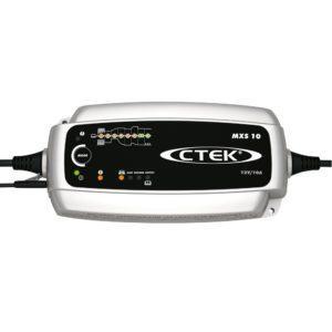 CTEK MXS 10 akku- ja ylläpitolaturi