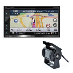 Kenwood-navigaatiosoitin-ja-peruutuskamera