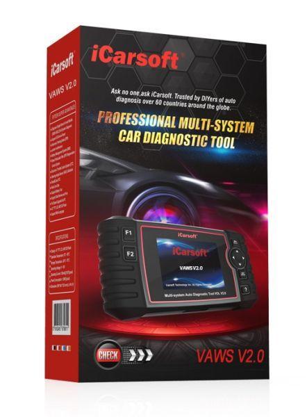 iCarsoft VAWS V2