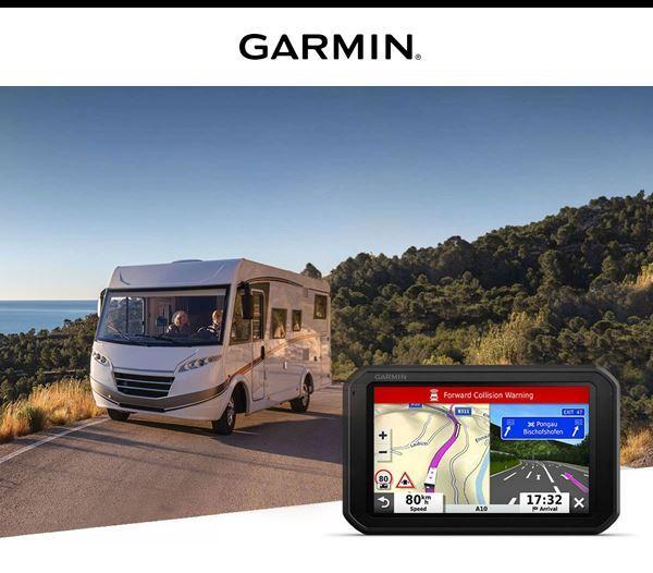 garmin camper