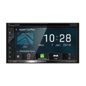 Kenwood DNX5190DABS Apple CarPlay