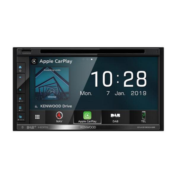 Kenwood DNX5190DABS Apple CarPlay