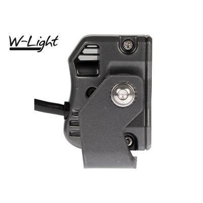 LED-lisävalo W-Light Hurricane 180 4