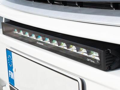 LED-lisävalo X-Vision Optima 12 6