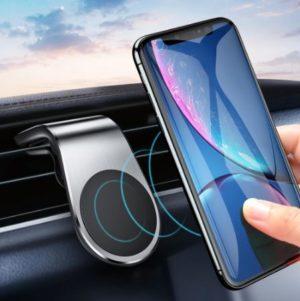 magneettinen puhelinteline autoon v2
