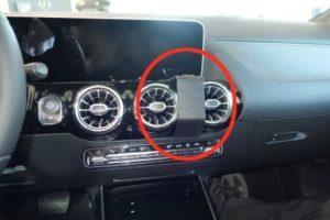 Brodit ProClip autoteline Mercedes Benz GLA 20