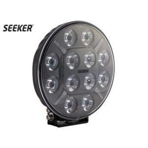 LED-lisävalo Seeker 7 kahdella parkkivalon värillä
