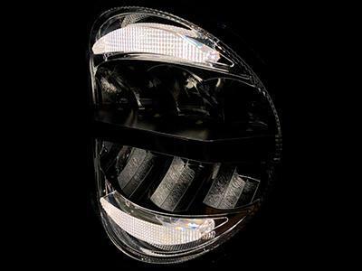 LED-lisävalo Seeker Cyclops 2