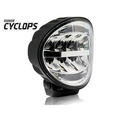 LED-lisävalo Seeker Cyclops