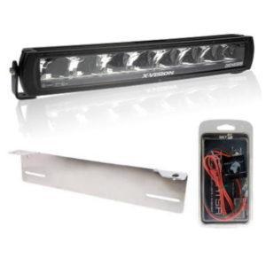 LED-lisävalosetti X-Vision Genesis 600