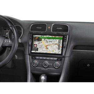 Alpine-X903D-G6-VW-Golf-6-soitin-1