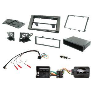 Ford-S-Max-Transit-12v-acc-virta-2-DIN-soittimen-asennussarja