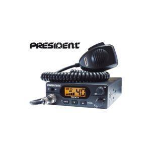 President CB-radiopuhelin Teddy