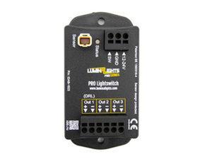 XBB Lightswitch Pro Kytkentärele 12/24V